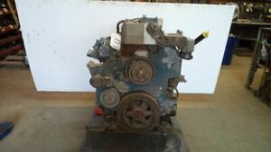 2005 International Dt466 230hp Engine Assembly 1842271c1 Ran Good 5209700