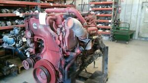 2013 Cummins Isx 450hp Engine Cpl3719 79567116 Jakes Ran Good 4798063