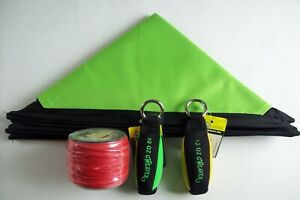 Throw Line Kit Deluxe Cube 10oz 12oz Throw Bags Pro180 2mm