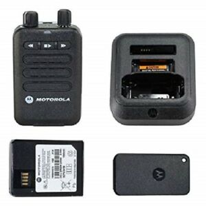New Motorola Minitor Vi Fire Pager A04rac9ja2an 450 486 Mhz Uhf 5 Channels