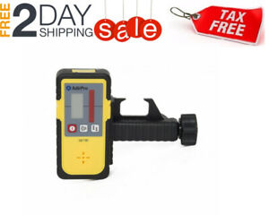 Universal Rotary Laser Receiver Detector Dual Display Ld 8 New