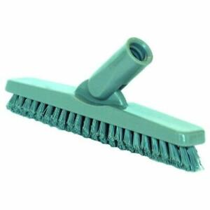 4000 Swivel Tile And Grout Brush Stiff Poly Bristles case Of 12 Cleaning