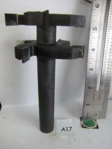 Carbide Router Bit Cuts 2 3 8 Grooves 3 4 Apart And Has A 3 4 Shank a17