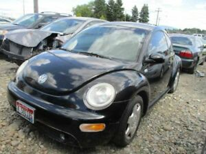 Rear View Mirror Without Digital Clock Fits 00 01 Beetle 4771297