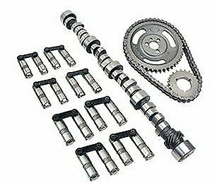 Comp Cams Sk08 464 8 Xfi Hydraulic Roller Camshaft Small Kit Small Block Chevy 3