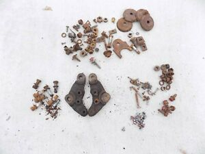 Nuts Bolts Original Pontiac Firebird Convertible Parts 67 1967 Camaro Gto 68