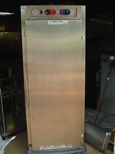 Used Metro C5 C599 sfs upfc Controlled Humidity Heated Holding proofing Cabinet