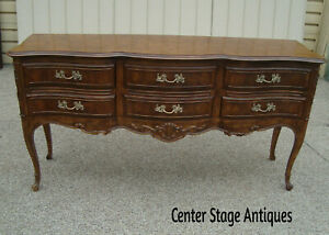 59551 Drexel Heritage Old Continent Buffet Sideboard Server Cabinet
