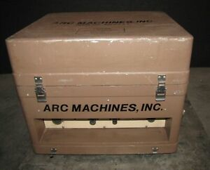 Arc Machines Model 107 4a Orbital Tube Welder 2754
