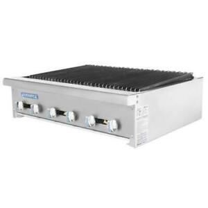Turbo Air Tarb 36 Radiance 36 Gas Char Broiler Grill