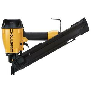 Bostitch Btf83pt 30 degrees Pneumatic Paper Tape Collated Framing Nailer