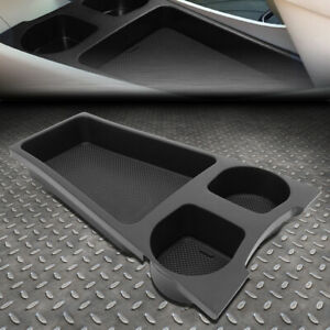For 10 15 Toyota Prius Oe Style Center Console Organizer Storage Box Cup Holder