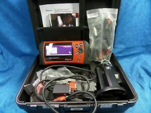 Snap on Eesc316 Solus Pro Scanner near Mint Many Many Extras