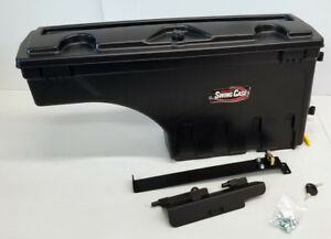Sale Undercover Passenger right Swing Case Storage Box For 07 19 Toyota Tundra