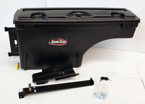 sale Undercover Driver left Side Swing Case Storage For 07 20 Toyota Tundra