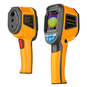 Visual Ir Laser Thermometer Non Contact Digital Infrared Thermometer Heat Gun