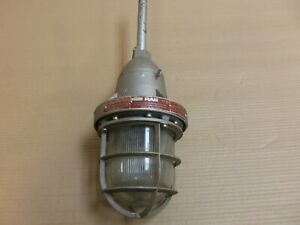 Rab Explosion Proof Lighting Fixture Ep124 300w Max 250v