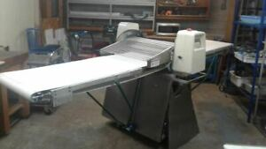 Rondo Compass 2000 Programmable Reversible Sheeter 90 Day Warranty