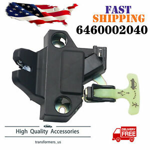 Fit For Toyota 2009 2013 Corolla Trunk Lock Or Actuator Latch Release 6460002040