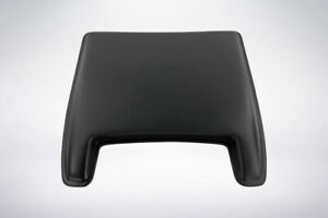 Large Single Smooth Hood Scoop 25 X 28 X 2 For 1994 2005 Dodge Ram 3500