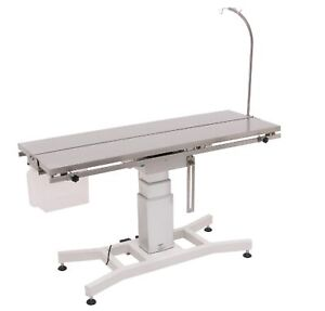 New Ft 886 Veterinary Surgical Operating Table Electric Danish Lifting Pedestal