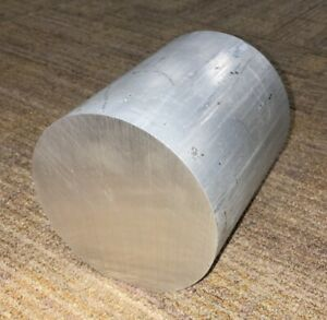 4 1 2 Diameter 6061 T6 Aluminum Round Bar Rod 4 5 X 5 125 Length