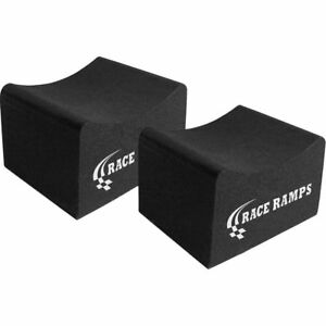 Race Ramps Rr wc 8 Safe Lightweight 8 Wheel Cribs pair Tire Cradle Show Car
