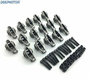 Deepmotor Stainless Steel Gm Ls3 l92 6 0l 6 2l 2007 up 1 7 Ratio Rocker Arms
