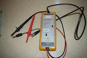 Differential Probe Caltest Ct2593 1 1000 Vrms Cat Iii