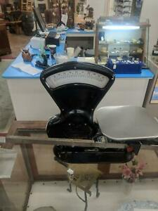 Vintage Toledo Old Grocery Store Scale Display All Original Really A Nice One