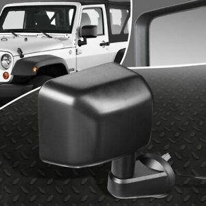 For 2014 Jeep Wrangler Oe Style Powered Heated Passenger Right Side Door Mirror