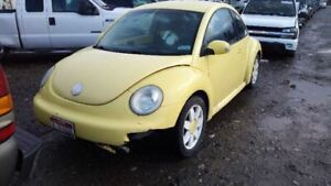 Rear View Mirror With Digital Clock Fits 02 05 Beetle 5819127
