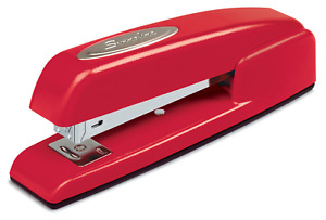 Swingline Limited Edition Series 747 Rio Red Business Office Desk Stapler