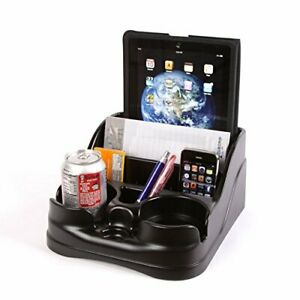 Car Cup Holder Organizer Universal Center Console Rv Truck Drink Storage