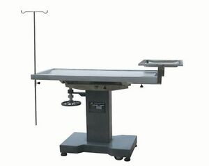 Veterinary Surgical Operating Table Dh 66 Lateral Tilt Trendelenburg Top New