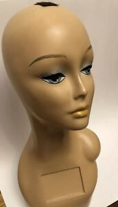 High Quality Wig Hat Mannequin Head Stand Display Tall Professional Edition