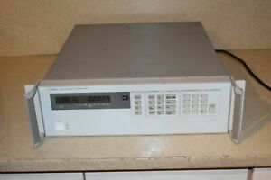 Agilent 6622a System Dc Power Supply wwk