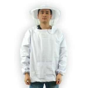 Beekeeping Uniforms Suit Bee Protective Clothes Gloves Beekeeper Durable Thick