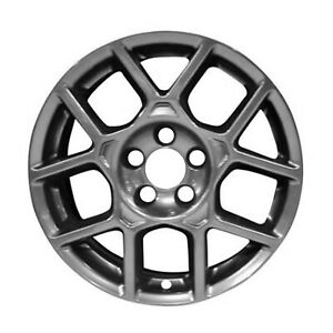 Set Of 4 17 17x8 Alloy Wheels Rims For 2004 2008 Acura Tl Tsx Accord Type S
