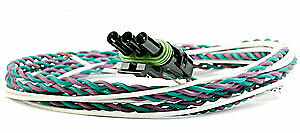 Holley 534 153 Commander 950 Injector Wiring Harness