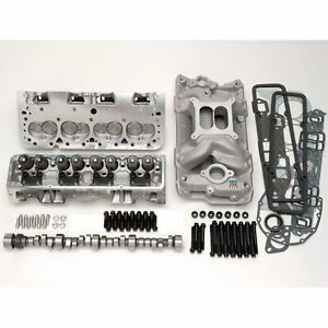 Edelbrock 2099 Rpm Power Package Top End Kit 1957 1986 Small Block Chevy 327 350