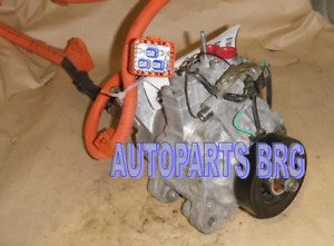06 11 Honda Civic 1 3l Mx Hybrid Ac A C Air Conditioner Compressor Assembly Oem