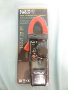 Klein Cl210 400a Ac Auto ranging Digital Clamp Meter