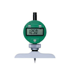 New Digital Dial Depth Gauge With Extension Rods Premium Quality