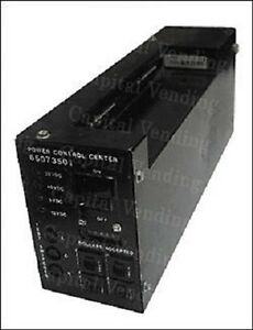 Rowe Oem 65073501 Power Control Center For Dollar Bill Changer Double Dump