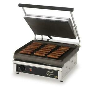 Star Gx14is Grill Express Countertop Sandwich Grill W Smooth Plates