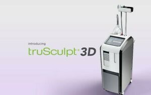 2018 Cutera Trusculpt 3d Rarely Used Like Brand New Includes Handpieces