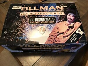Xl Tillman Premium Protection Kit 11 Welding Items Great For Beginners students