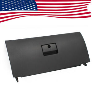 Us High Quality Black Door Lid Glove Box Cover For Vw Golf Jetta A4 Mk4 Bora