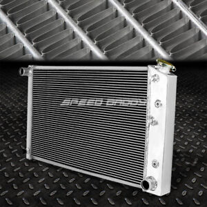 3 Row Core Full Aluminum Racing Radiator 69 88 Chevy Camaro Impala Cutlass V8